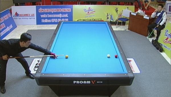Trận đấu || Kang Dong Koong - Hồng Ly