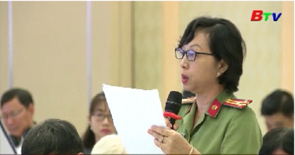 Ủy ban Nhân dân tỉnh Bình Dương đối thoại doanh nghiệp Đài Loan