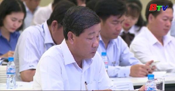 Công bố chỉ số cải cách hành chính năm 2018