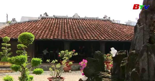 Dấu ấn kiến trúc cổ ở Bình Dương