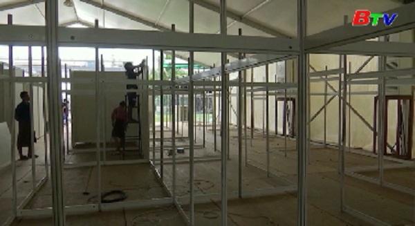 Myanmar tăng cường biện pháp chống dịch ở Yangon