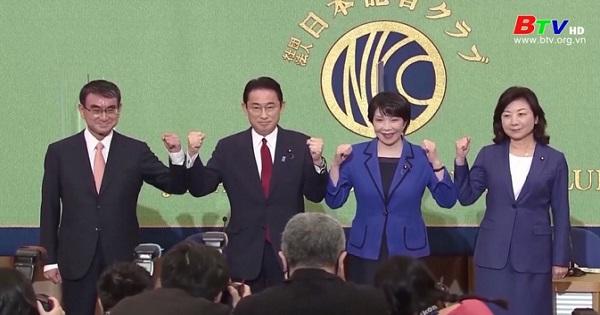 Nhật Bản công bố thời gian dự kiến tổ chức tổng tuyển cử