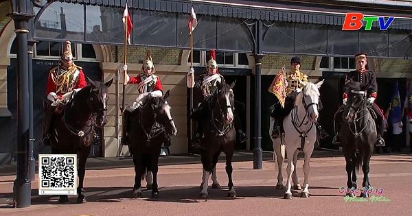 Giải đua ngựa Hoàng gia Anh nằm trong chùm hoạt động mừng Đại lễ Bạch kim của Nữ hoàng Elizabeth