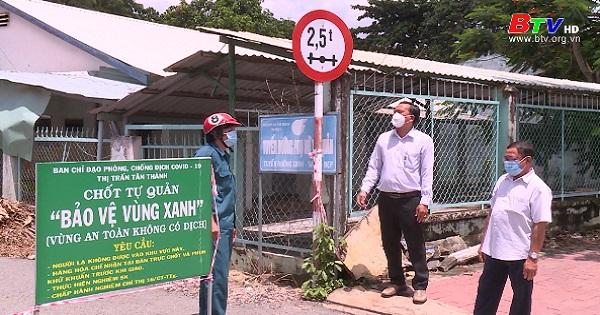 Kinh nghiệm xây dựng Vùng xanh ở Bắc Tân Uyên