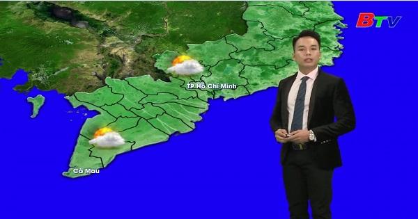Bản tin Thời tiết (Ngày 21/10/2019)