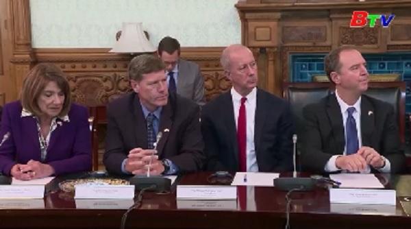 Chủ tịch Hạ viện Mỹ bất ngờ thăm Afghanistan