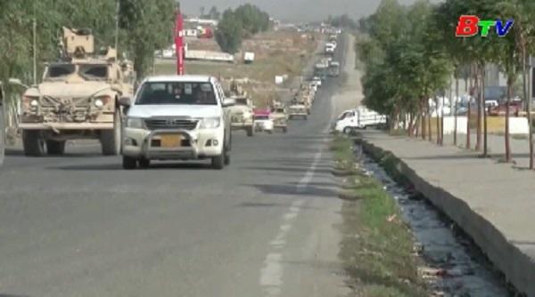 Mỹ bắt đầu đợt rút quân lớn nhất khỏi Syria