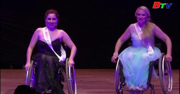 Cuộc thi hoa hậu xe lăn lần đầu tiên được tổ chức tại Mexico