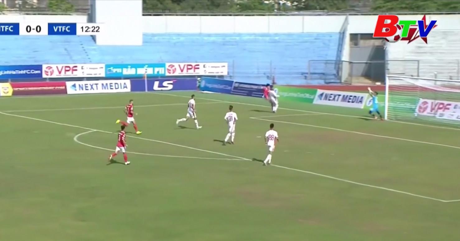 Thay đổi kế hoạch tổ chức 2 trận thuộc Vòng 4 Giai đoạn 2 V-League 2020