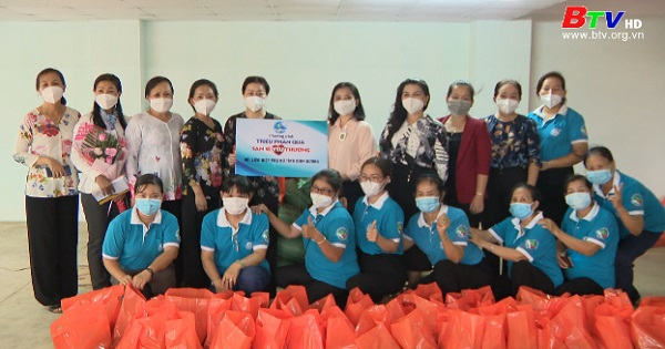 Sôi nổi các hoạt động chào mừng ngày thành lập hội Liên hiệp Phụ nữ Việt Nam
