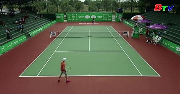 Giải quần vợt Men's Futures F3 Tp. Mới Bình Dương  Cúp Becamex IDC Bình Dương