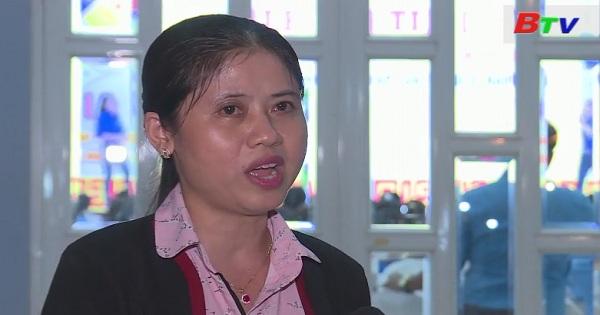 Bình Dương hưởng ứng ngày pháp luật Việt Nm