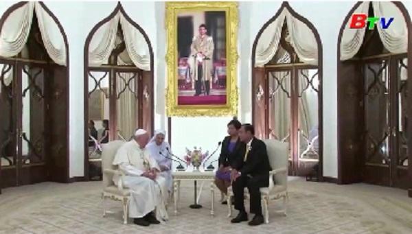 Giáo hoàng Francis thăm Thái Lan