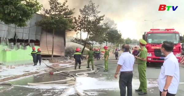 Thủ Dầu Một phát huy hiệu quả phong trào toàn dân phòng cháy chữa cháy