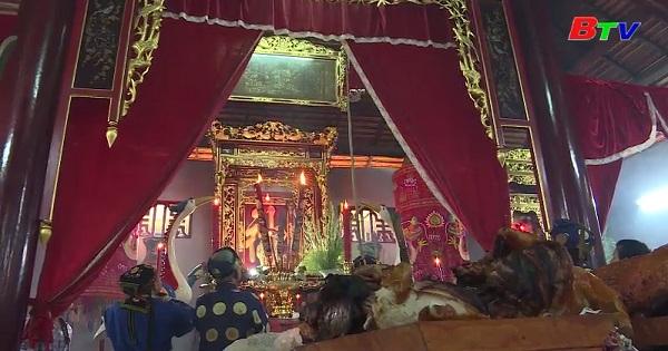 Lễ Kỳ yên nơi đình thần Nam bộ
