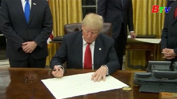 Tân Tổng thống Donald Trump ưu tiên thúc đẩy ưu thế quân sự