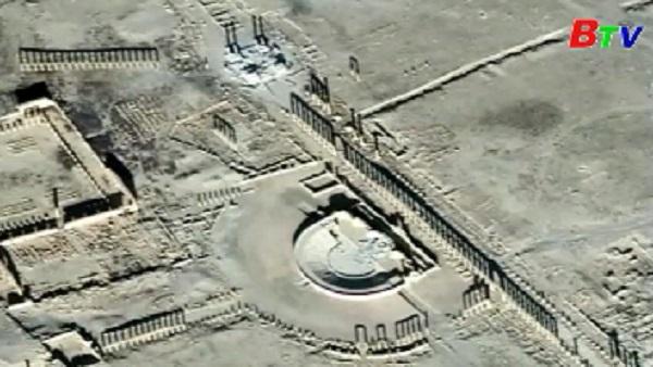 UNESCO lên án IS phá hủy công trình văn hóa tại Syria