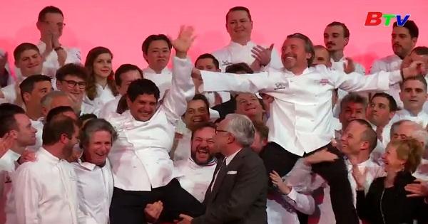 Michelin Guide công bố danh sách nhà hàng sao Michelin