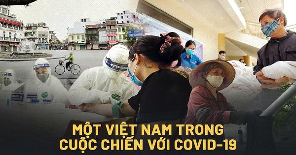 Nhìn lại hành trình một năm chống dịch COVID-19 của Việt Nam