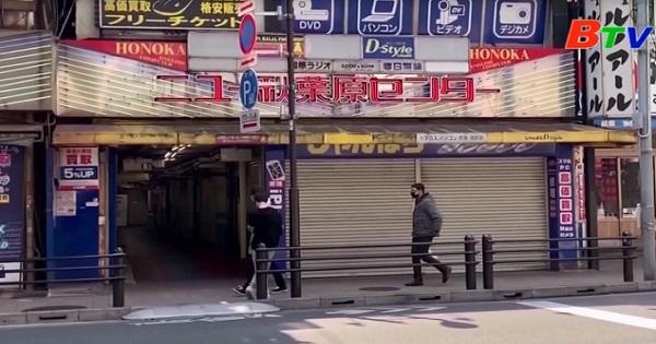 Nhật Bản phát hiện ca nhiễm Covid-19 biến thể trong cộng đồng