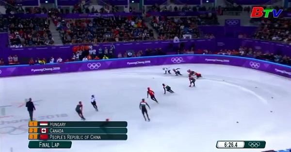 Kết quả ngày thi đấu thứ 13 của Olympic mùa đông  Pyeochang 2018