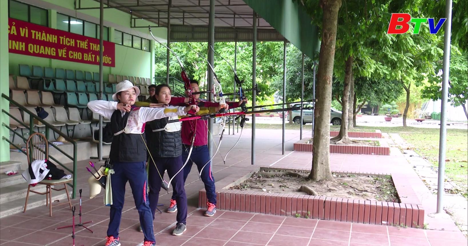 Bắn cung Việt Nam hướng tới mục tiêu Olympic