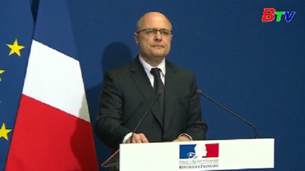 Bộ trưởng nội vụ Pháp từ chức