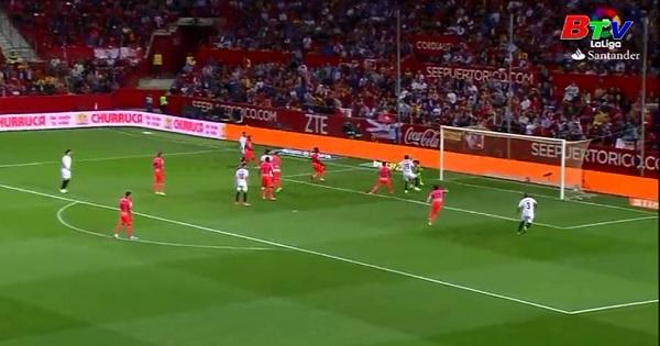 Vòng 33 La Liga - Sevilla 2-0 Granada