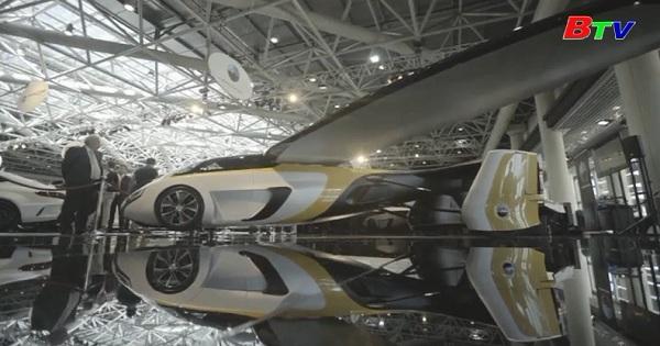 Slovakia giới thiệu xe bay tại Monaco