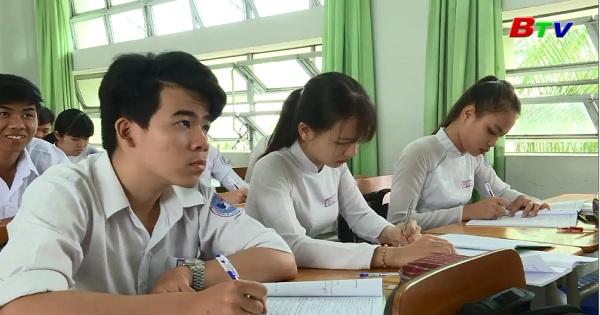 Ôn tập tốt nghiệp Trường THPT Bến Cát