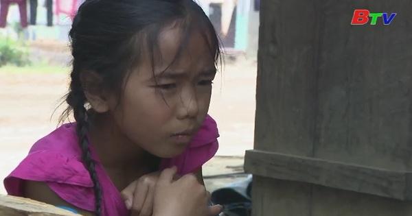 Thắp sáng ước mơ xanh - Em K' Mỹ Duyên, lớp 2A, trường Tiểu học Phi Tô, huyện Lâm Hà, tỉnh Lâm Đồng