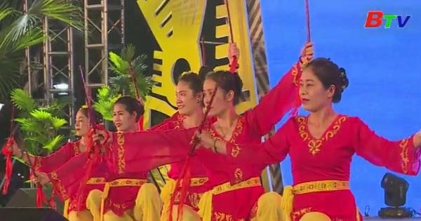 Tổng duyệt chương trình nghệ thuật chào mừng Giỗ tổ Hùng Vương - Lễ hội Đền Hùng Mậu Tuất năm 2018