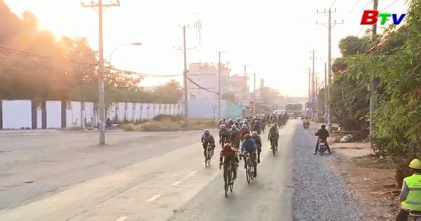 Chặng 23 Cuộc đua xe đạp toàn quốc tranh cúp TH TpHCM lần thứ 30 năm 2018