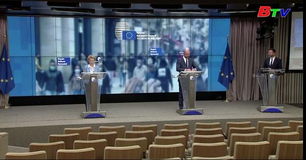 Phản ứng của các nước về thỏa thuận EU