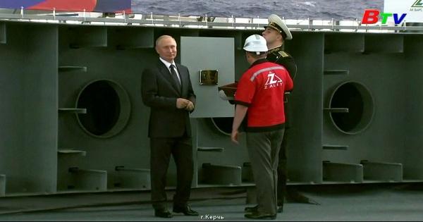 Đến năm 2027, Nga sẽ có hơn 2/3 chiến hạm hiện đại