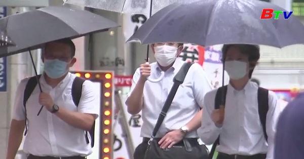 Nhật Bản bổ sung khuyến cáo đi lại
