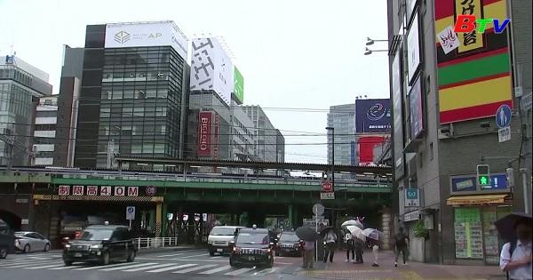 Nhật Bản - Cảnh báo covid-19 cao nhất tại Tokyo
