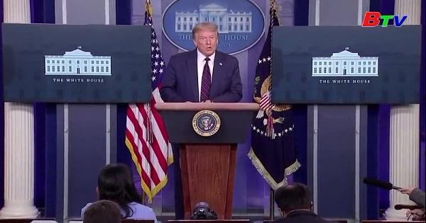Tổng thống Mỹ kêu người dân đeo khẩu trang