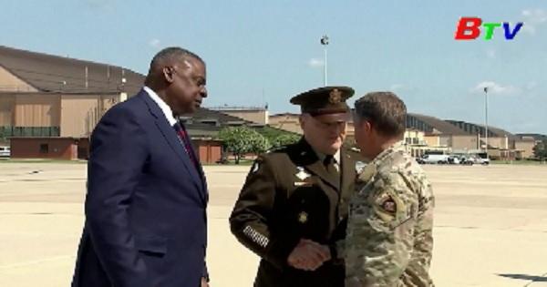 Bộ trưởng Quốc phòng Mỹ sắp thăm Đông Nam Á