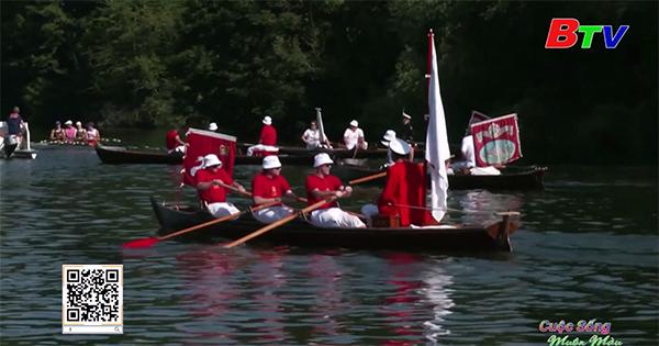Lễ hội đếm thiên nga trên sông Thames của Hoàng gia Anh
