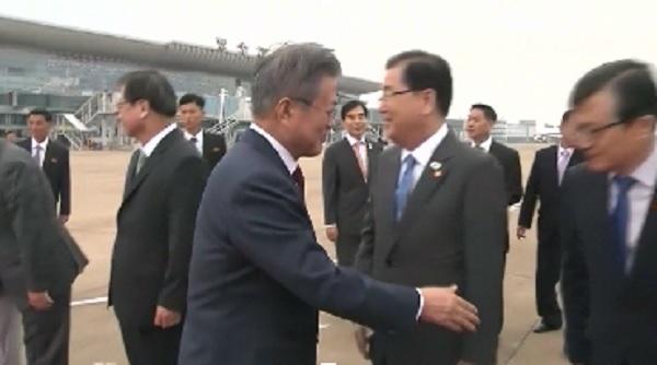 Kết thúc Hội nghị Thượng đỉnh liên Triều - 2 bên ký tuyên bố chung