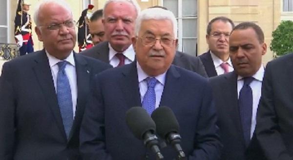 Palestine sẵn sàng đàm phán bí mật hoặc công khai với Israel