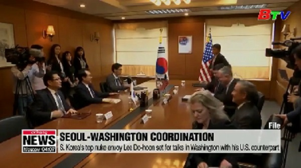 Hàn Quốc - Mỹ thảo luận phi hạt nhân hóa