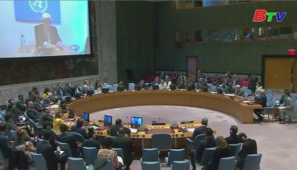 Liên hợp quốc hoan nghênh đề xuất ngừng tấn công A-rập Xê-út