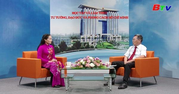 Vận dụng tư tưởng Hồ Chí Minh về cán bộ trong công tác nhân sự ở Đại hội Đảng các cấp