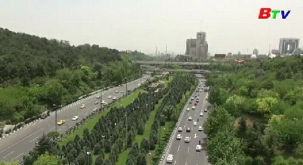Iran tuyên bố các biện pháp trừng phạt của Mỹ là vô nghĩa