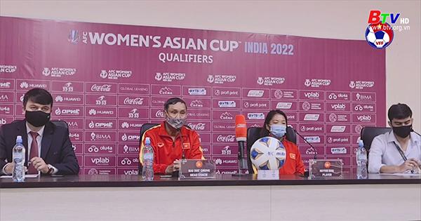 Thông tin trước trận đội tuyển nữ Việt Nam gặp Maldives