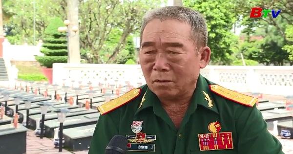 Tấm lòng người cựu chiến binh