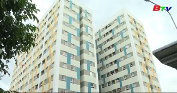 Các dự án nhà ở xã hội và nhà ở công nhân ở Bình Dương