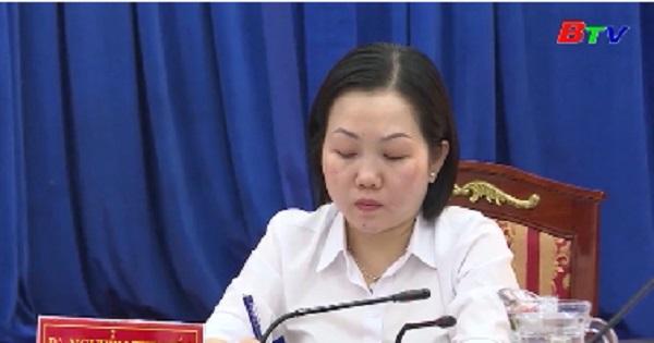 Ban pháp chế HĐND tỉnh giám sát việc thực hiện Nghị quyết số 15 của HĐND tỉnh